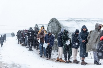 Emergenza Migranti in Bosnia